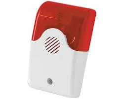 Còi - đèn chớp báo động